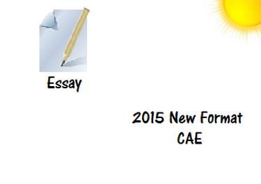 Cae article writing