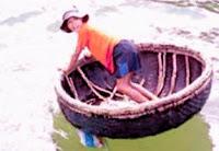 Chai Thung Round Fishing Boat - Vietnam
