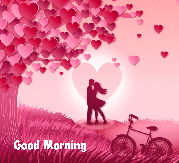 Beautiful Good Morning Love Images for Boyfriend, Girlfriend