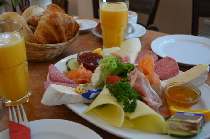 Cafe Schiffer Frankfurt