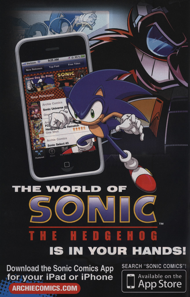 Read online Sonic The Hedgehog comic -  Issue #239 - 8