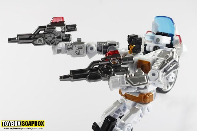 Hasbro deluxe combiner wars groove