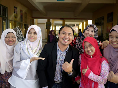 Perkongsian Amalan PdPc Abad 21 di SMK Seri Ampang