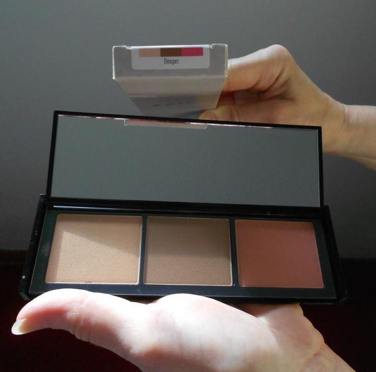 Shimmer Shape & Glow Palette Deeper