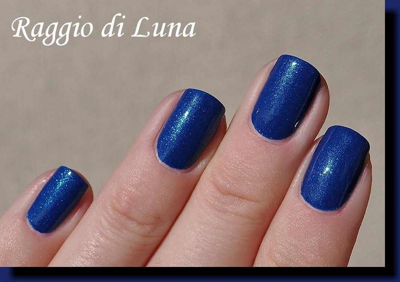 Raggio di Luna Nails: Kiko Power Pro n° 60 Iridescent Blue