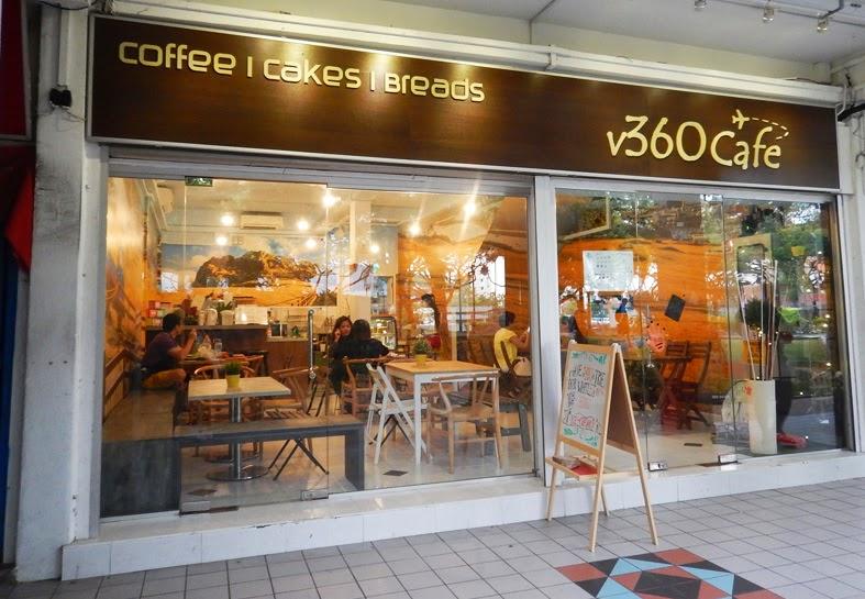V360 Cafe - The First Cafe in Jurong