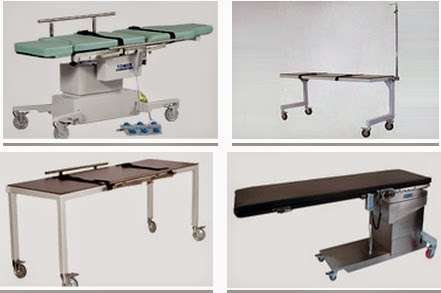 How well versed are you with medical exam equipment?