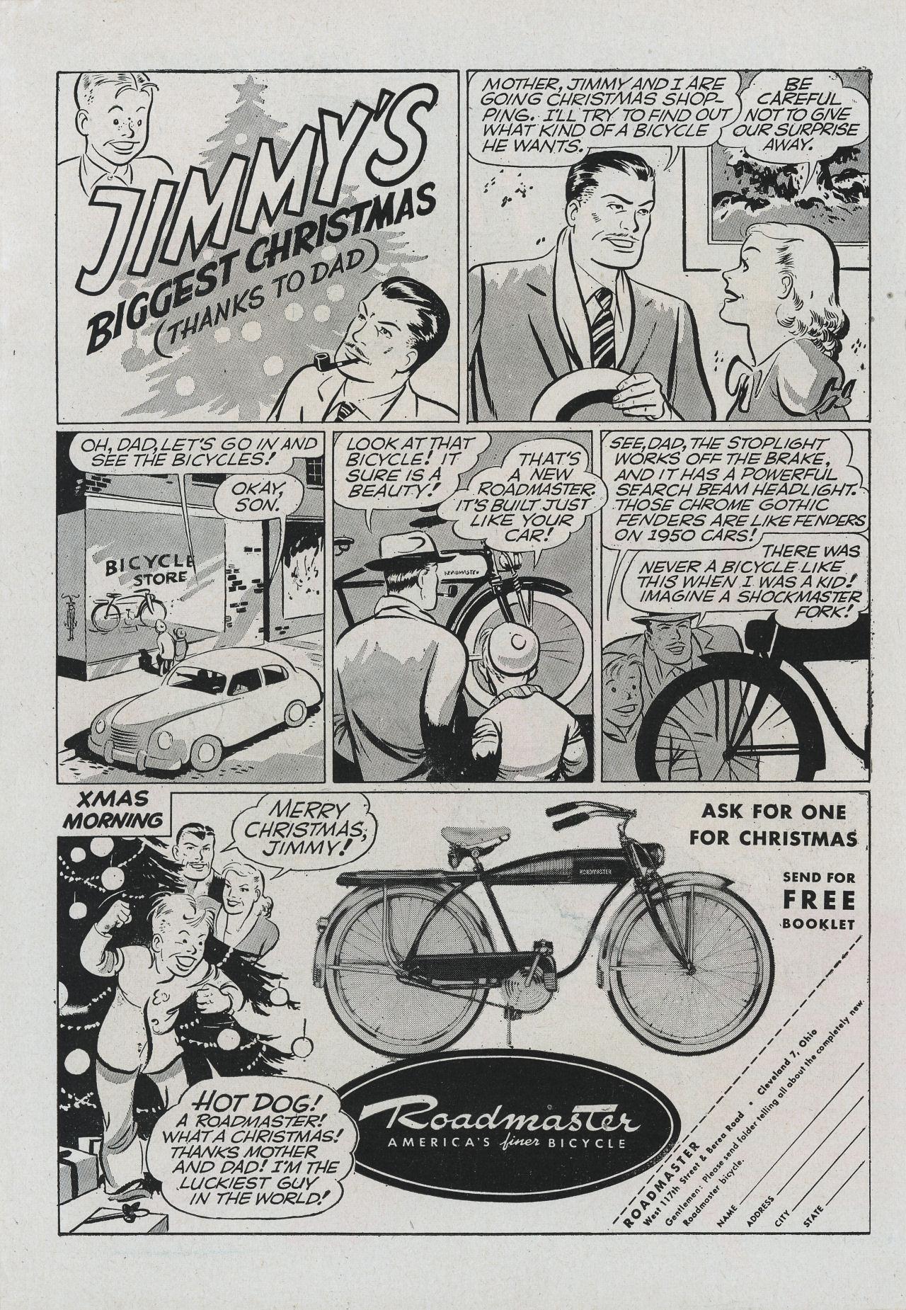 Read online Detective Comics (1937) comic -  Issue #154 - 2