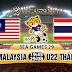 Nhận định bóng đá U22 Malaysia vs U22 Thái Lan, 19h45 ngày 29/8 - SEA Games 29
