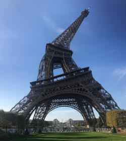 Russe berichtet aus Frankreich