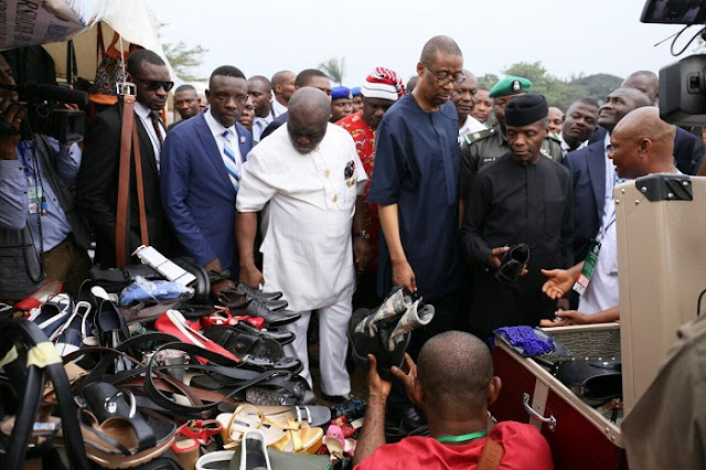 Aba has what it takes to compete with China - Osinbajo