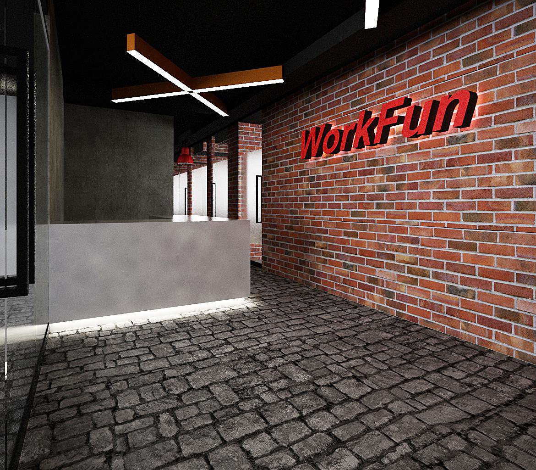WorkFun│迎賓櫃檯