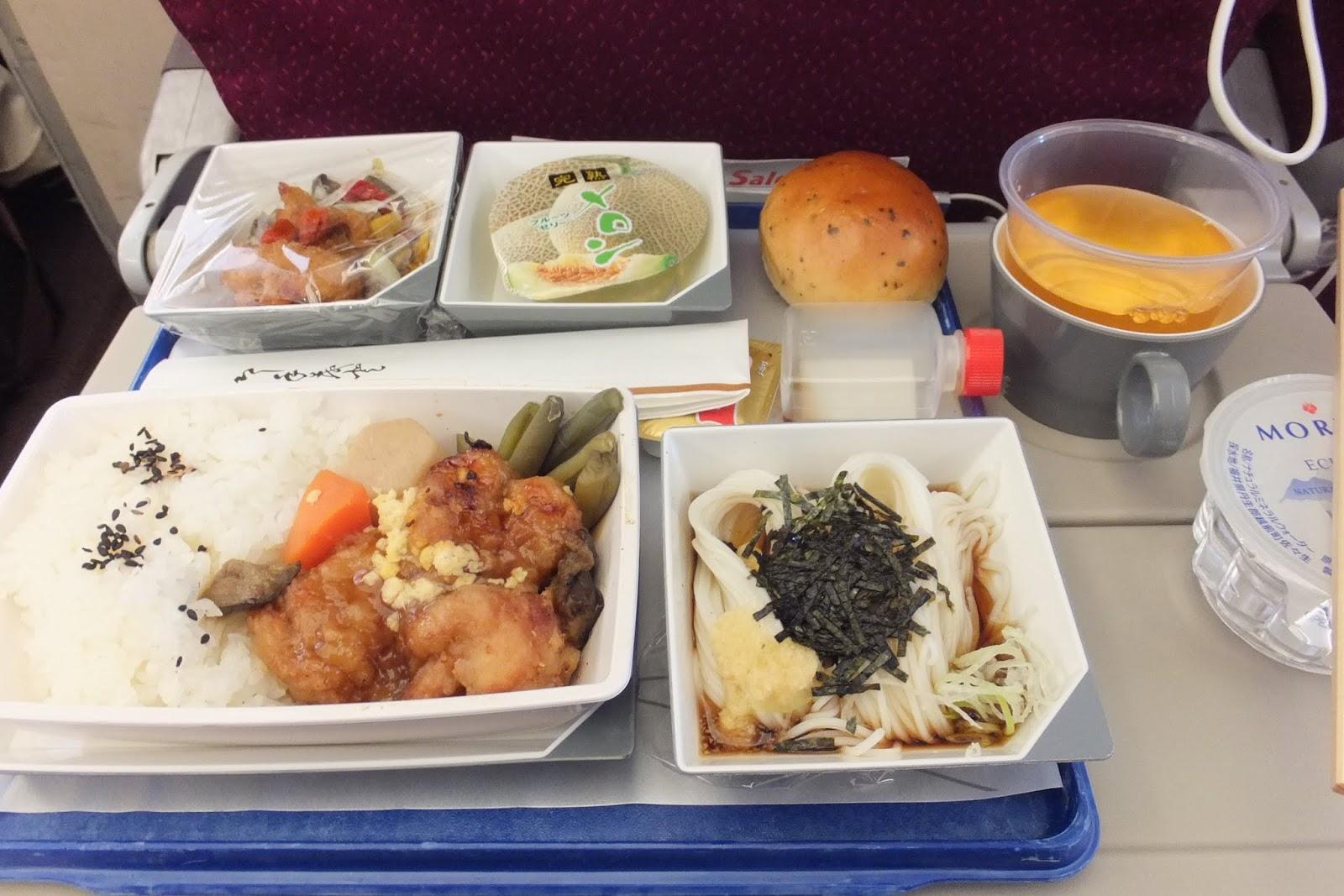 マレーシア航空エコノミー機内食 malaysia-arlines-flight-meal
