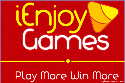 iEnjoy Games App Refer and Earn Offer