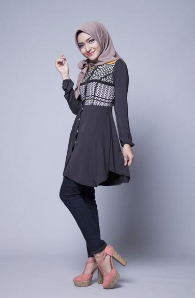 Model baju cewek yang cocok buat kondangan digedung JALLOSI