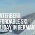 Winterberg - Affordable Ski Holiday in Germany