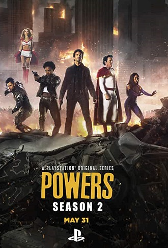 Powers Season 1-2 Complete Download 480p & 720p All Episode