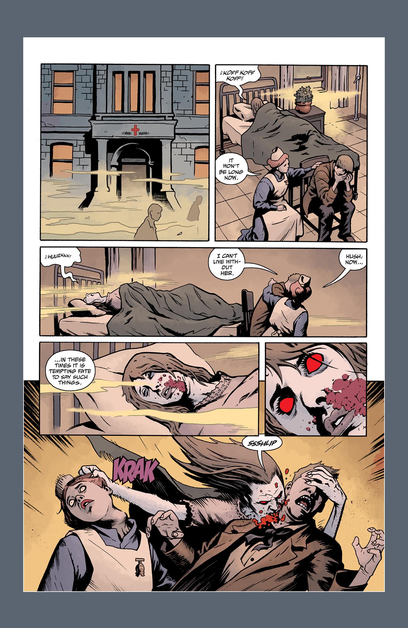 Read online Abe Sapien comic -  Issue #5 - 29