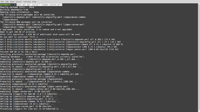 Cara mengatasi Shutter (Print Screen) di Ubuntu dan Linux Mint tidak bisa Edit gambar