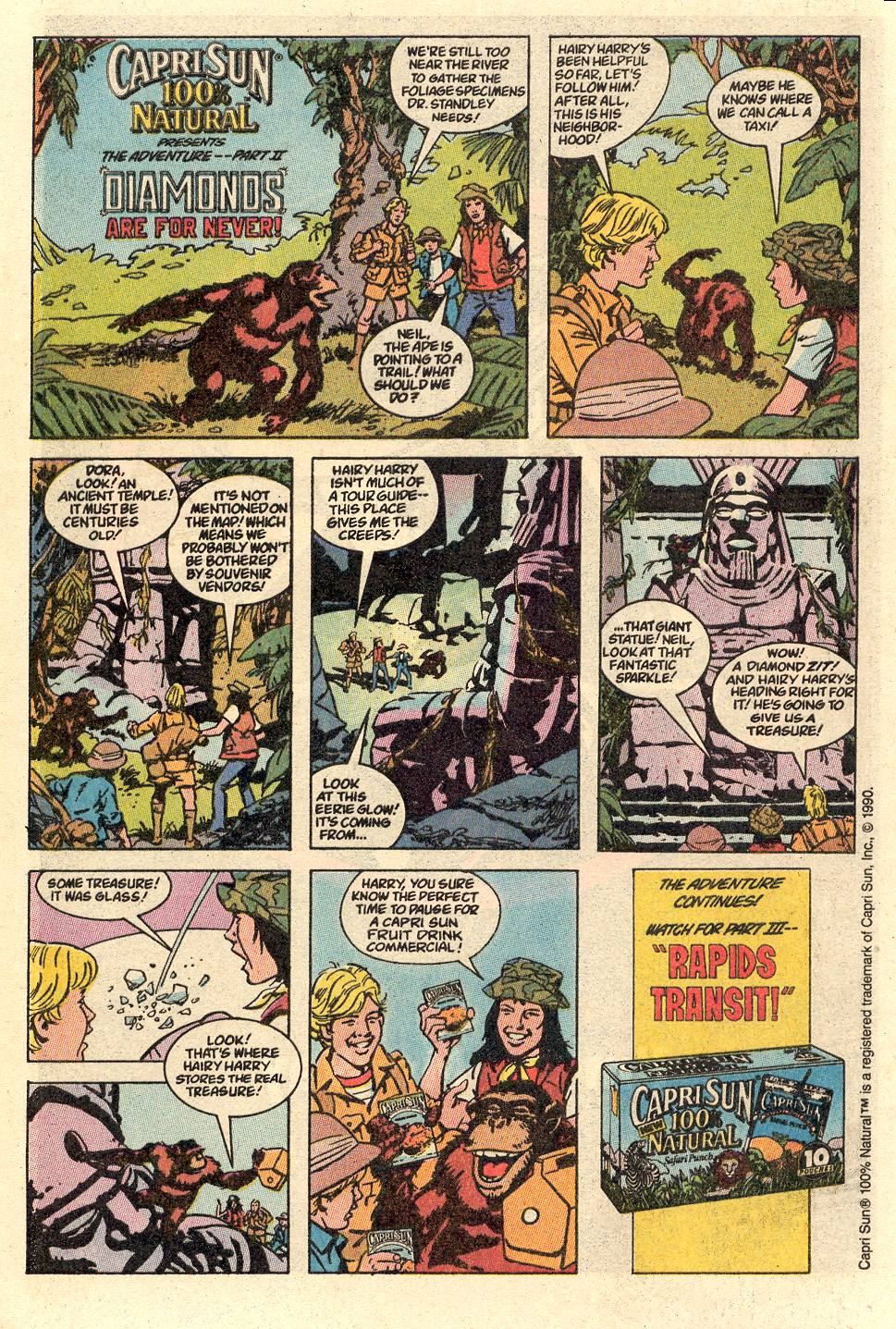 Read online Secret Origins (1986) comic -  Issue #49 - 7