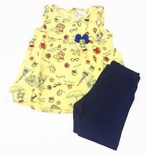 Fornecedor de roupas infantis do Brás