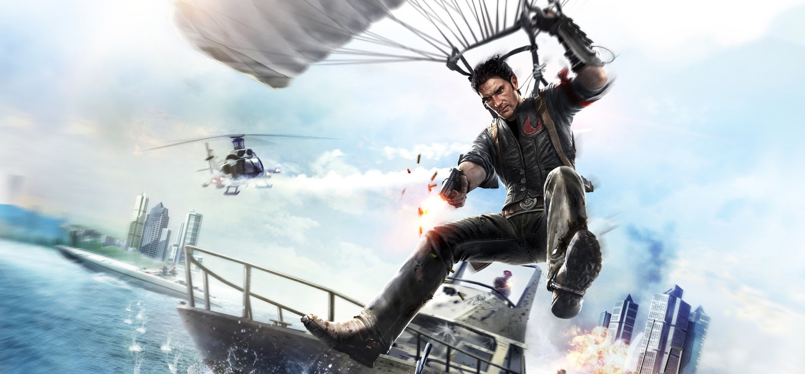 Just cause 2 highly compressed 10mb