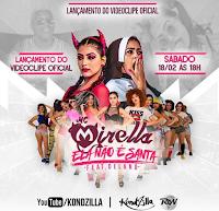Baixar Ela Não é Santa – MC Mirella feat. Delano