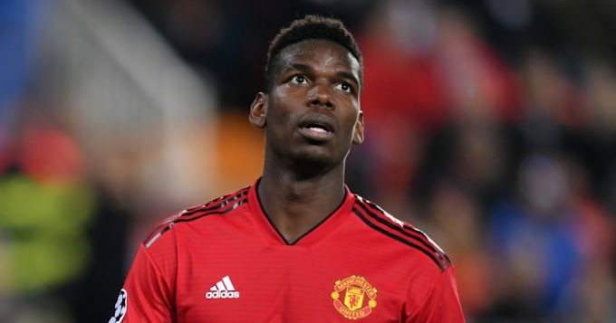 Pogba asked about Mourinho tenure as he pushes Solskjaer's claims