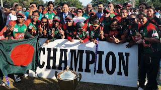 Womens Asia Cup T20, 2018. Champion Bangladesh.
