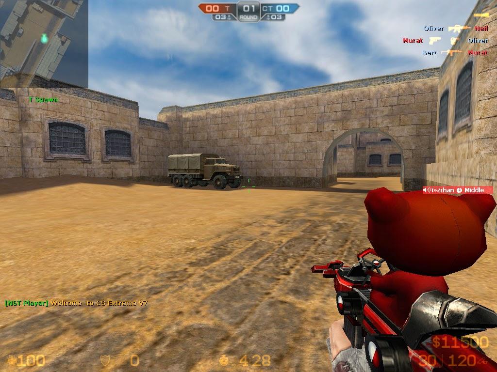 Counter strike xtreme v8