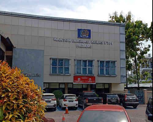 Alamat Telepon Kantor Imigrasi Kelas I TPI Padang - Sumatera Barat
