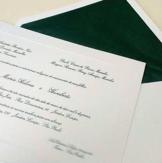 foto do convite