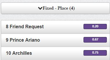 Bet options - Horse Racing - Hollywoodbets Mobile