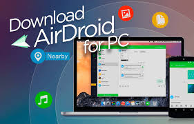 AirDroid for PC Windows 10/7/8 Laptop (Official) free Download