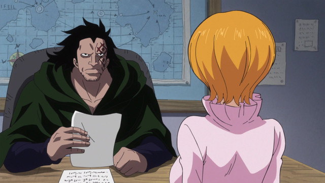 One Piece Episodio 752