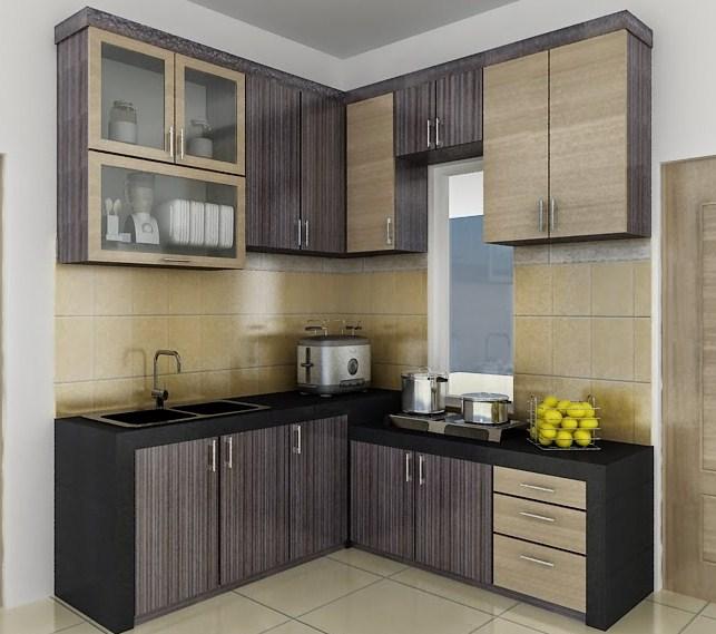 Faulina S Kithcen 5 Desain Dapur Kecil Minimalis
