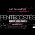 El grupo Miel San Marcos se prepara para hacer la grabación PENTECOSTES en vivo