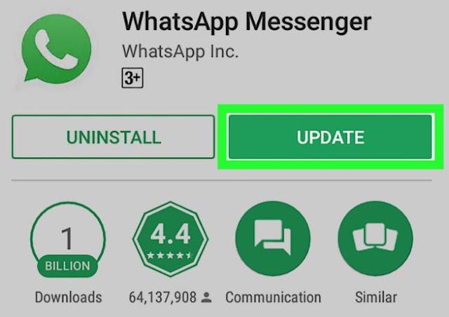 Permalink to Kemas Kini WhatsApp Sekarang Utk Mengelakkan Pemasangan Spyware