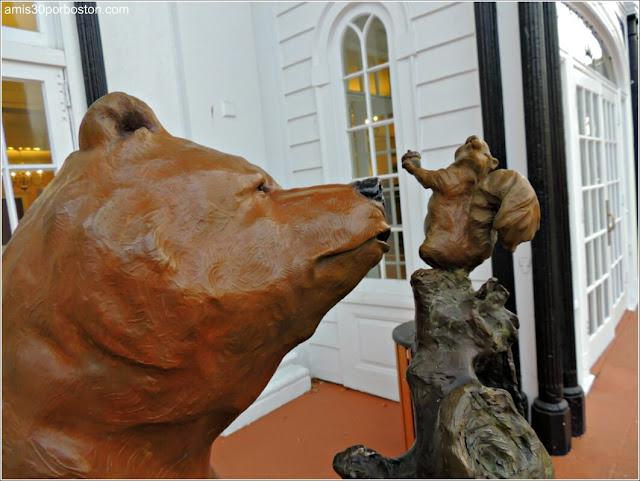 Decoraciones Osos en Conway, New Hapshire