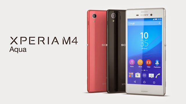Sony Xperia M4 Aqua waterproof smartphone launched in India for Rs. 24,990