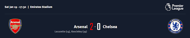 Determined Arsenal Silence Chelsea With 2-0 Win