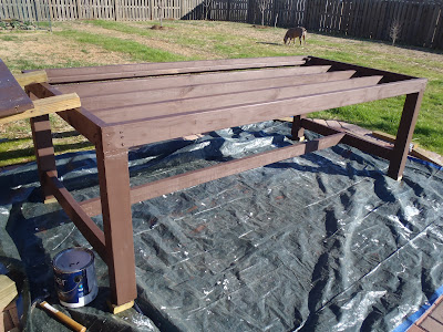 Lazy Liz On Less Patio Set Project Table