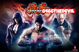 TEKKEN v0.2 Mod apk + Data for Android.