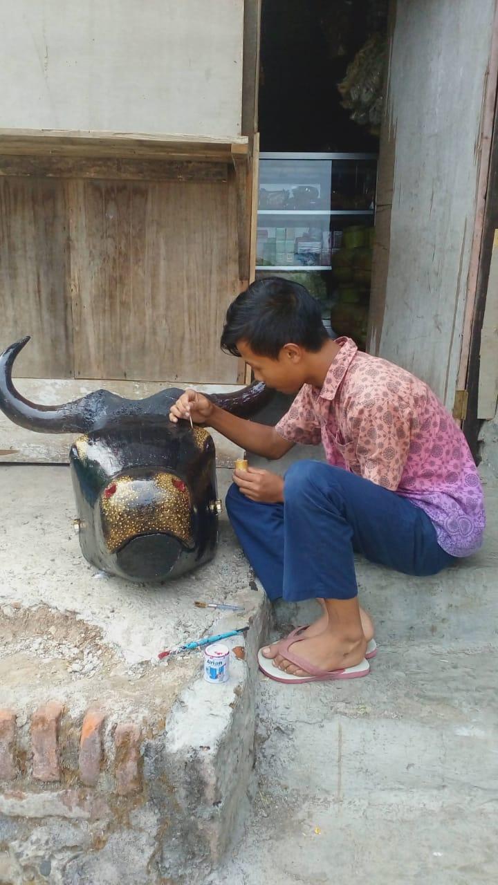 Berbekal Bakat Seni Mampu Melejitkan Karya Pkh Kota Wisata Batu