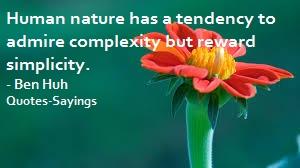 complexity quotes