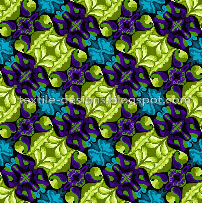 indian textile pattern and design 6