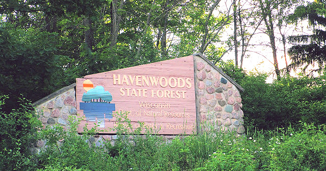 Havenwoods State Forest, WI