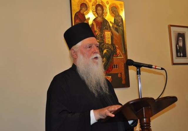 Αύριο Κυριακή, στις 6μ.μ., στον Ιερό Καθεδρικό Ναό Θείας Αναλήψεως Κατερίνης, θα πραγματοποιήσει ομιλία ο Πανοσιολογιώτατος Αρχιμανδρίτης π. Χριστόδουλος, Καθηγούμενος της Ιεράς Μονής Κουτλουμουσίου του Αγίου Όρους