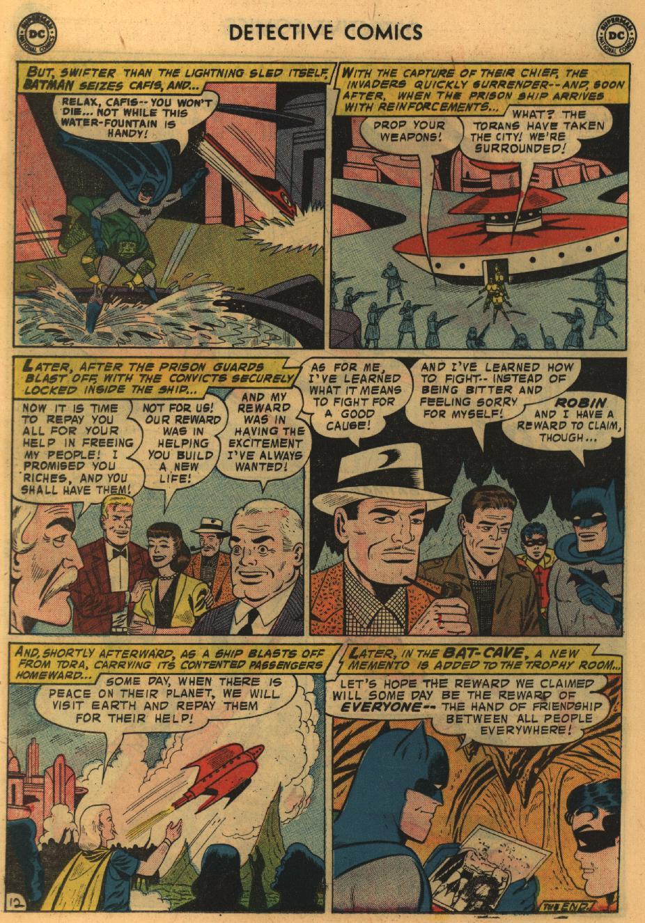 Detective Comics (1937) 256 Page 13
