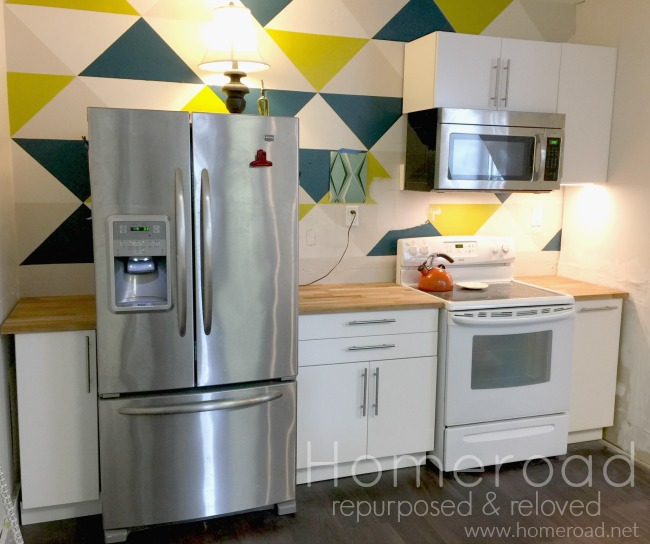 How to re-create a kitchen that is both stylish and user friendly. www.homeroad.net